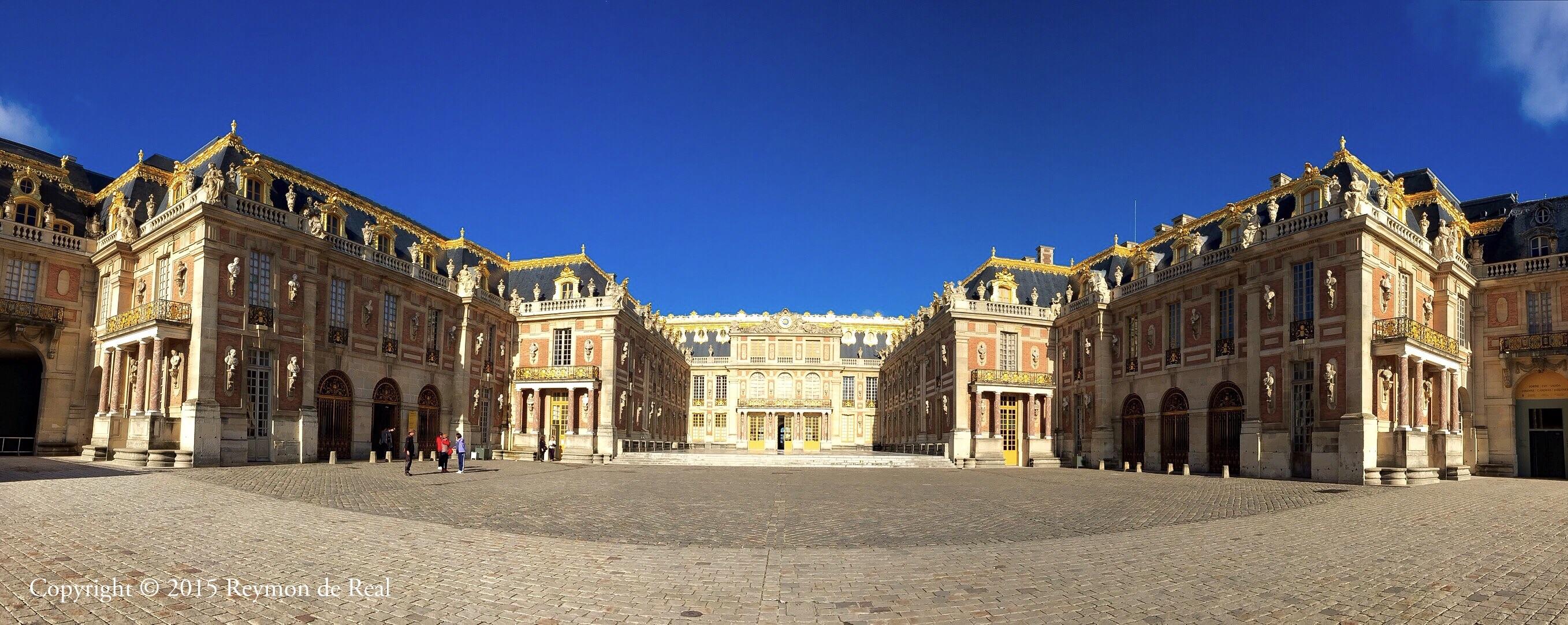 Ch teau de versailles reymon de real photography - Photo chateau de versailles ...