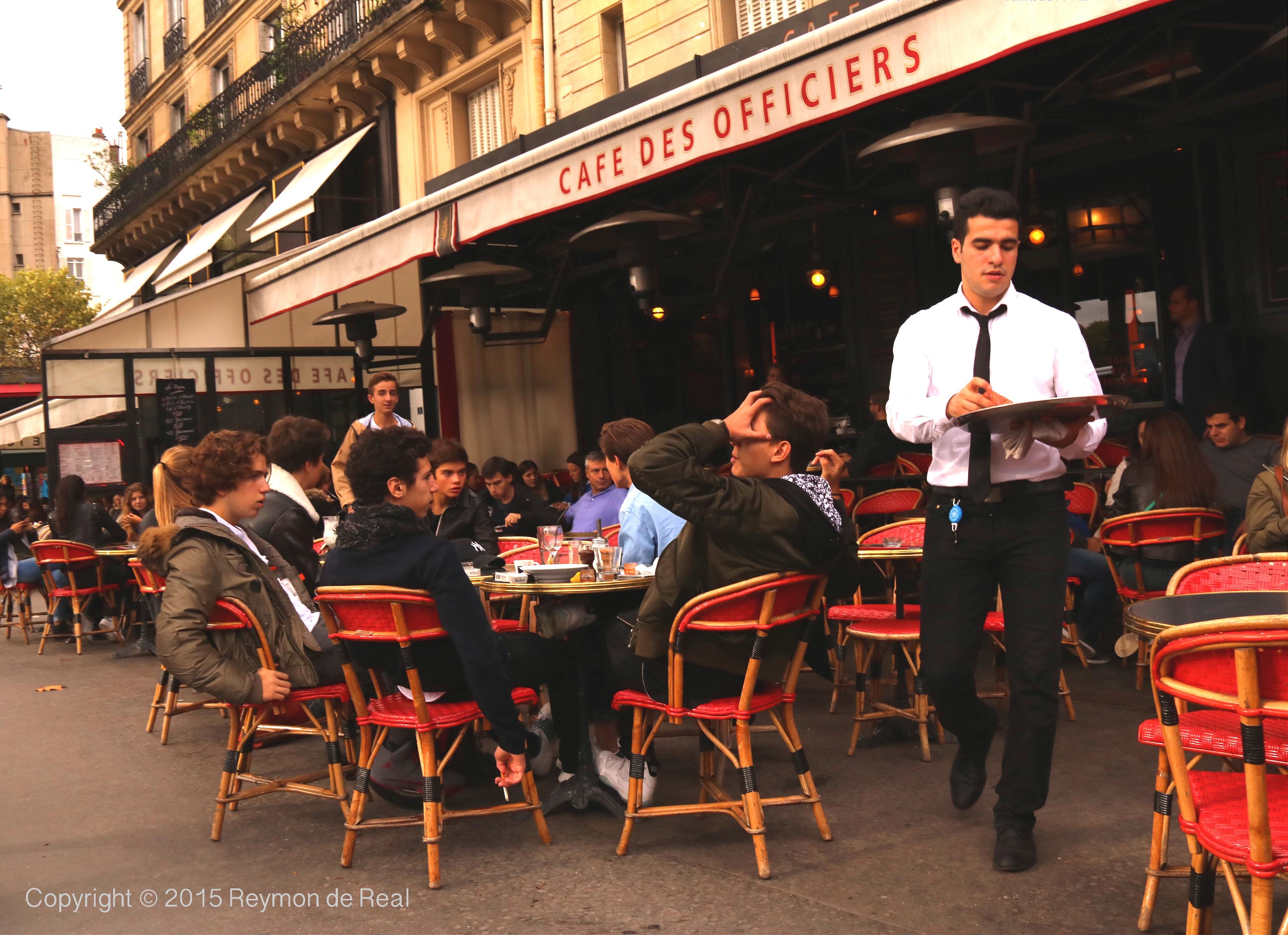 Napoleon Street Cafes